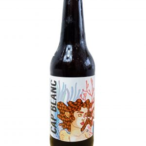 Cerveza Cap Blanc